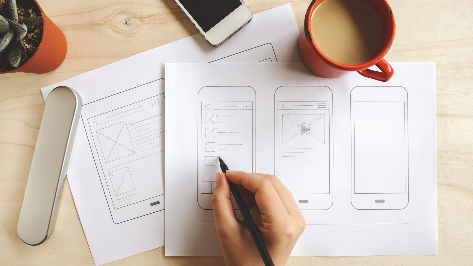 Web Design & Creative Content