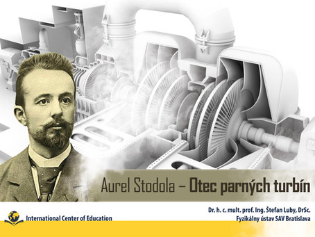 Aurel Stodola – Otec parných turbín