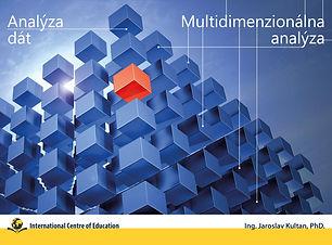Analýza dát a multidimenzionálna analýza