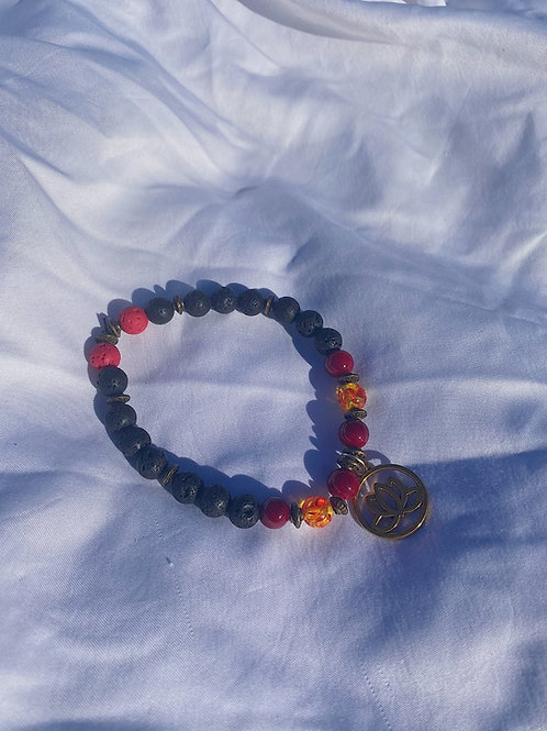 OM Fire Bracelet Tier 3