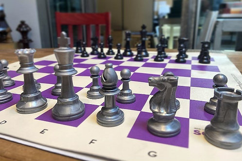 First Edition OM Chess Pieces