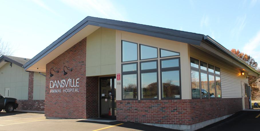 Dansville Animal Hospital Expansion
