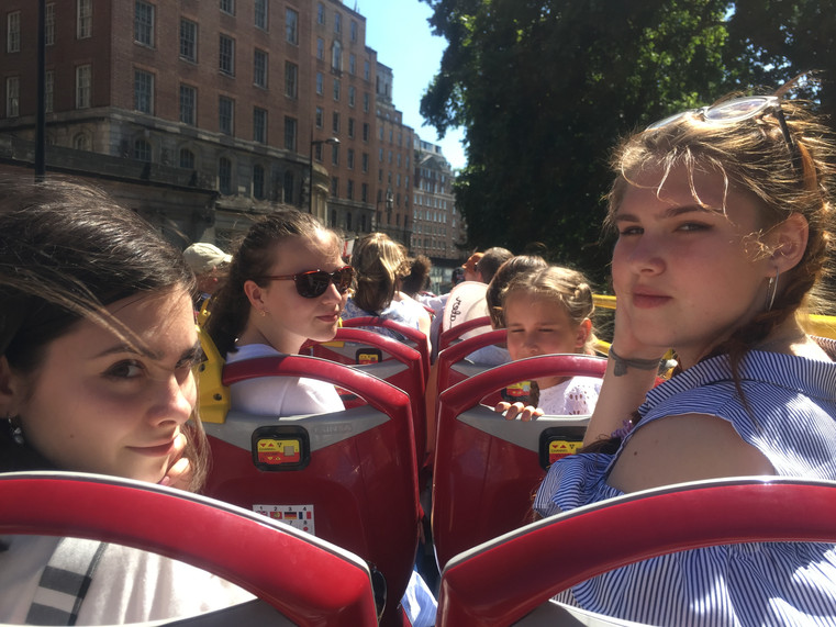 Экскурсии (LS Britain 2018)