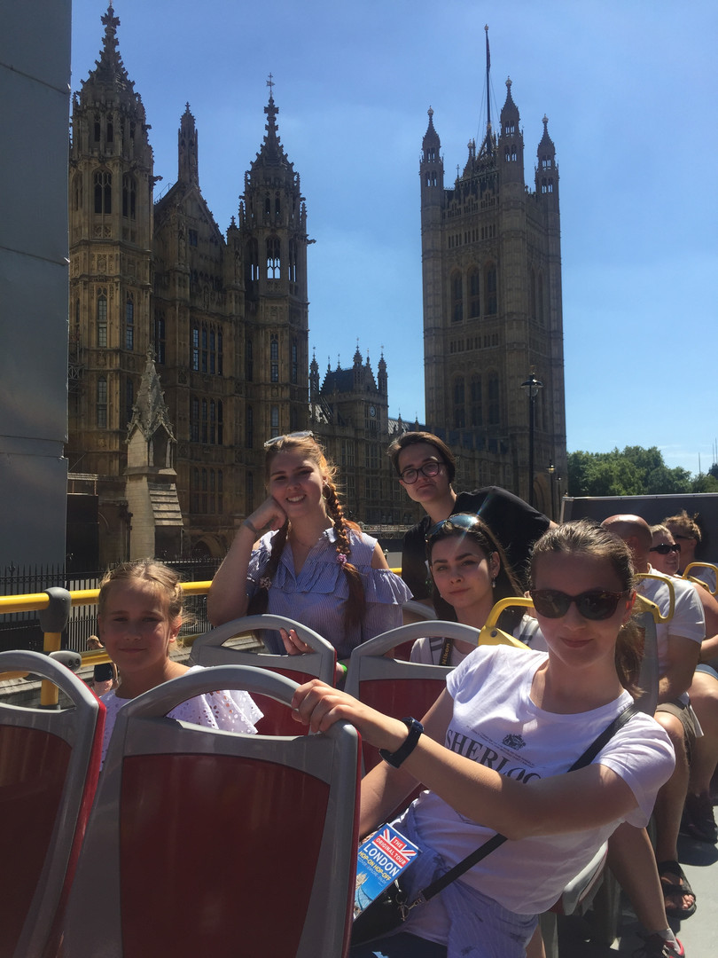 Парламент (LS Britain 2018)