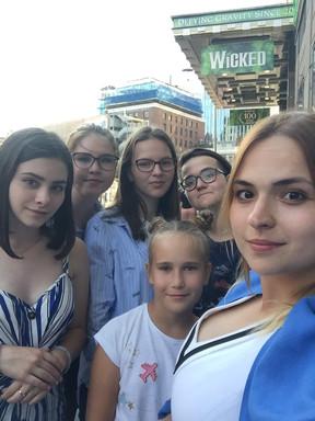 Мюзикл (LS Britain 2018)
