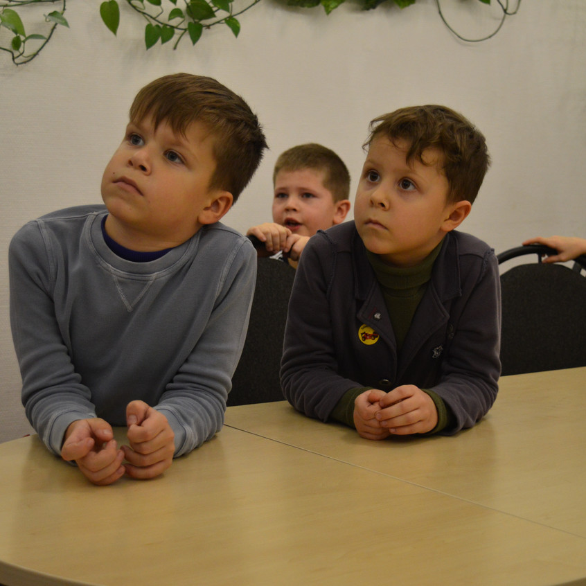 Детский разговорный клуб LINGUASTART