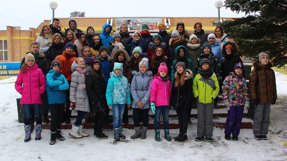 Зимняя программа LINGUASTART 2018 - участники