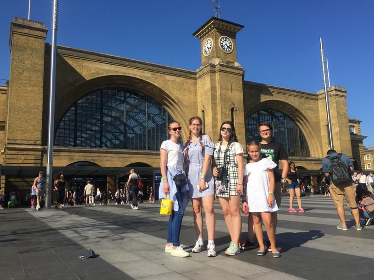 King's Cross Station (LS Britain 2018)