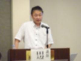 写真1 講師の田辺隆先生.JPG