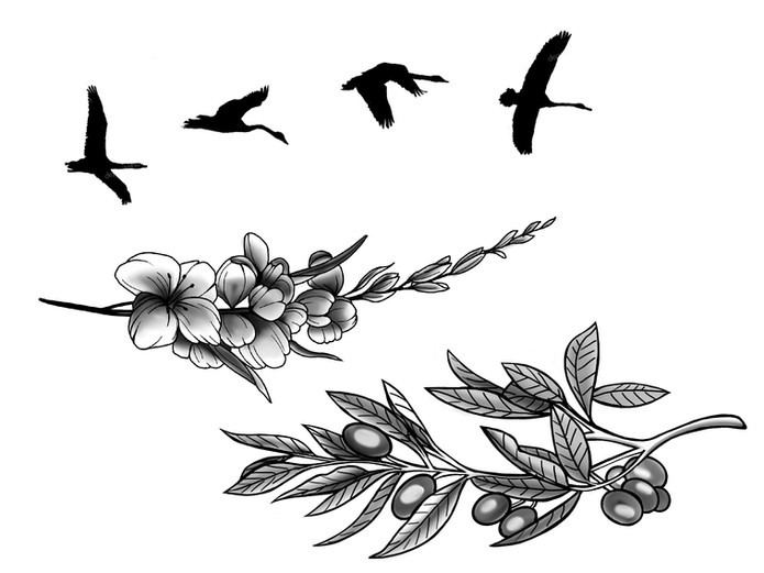 kleine tattoos