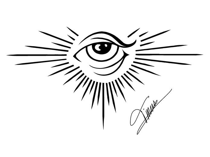 oog tattoo design
