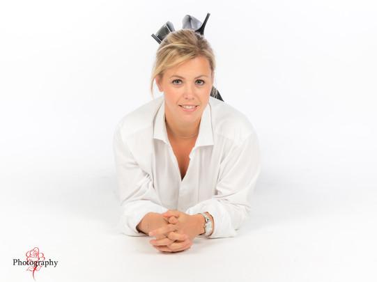 fotoshoot model Vanessa