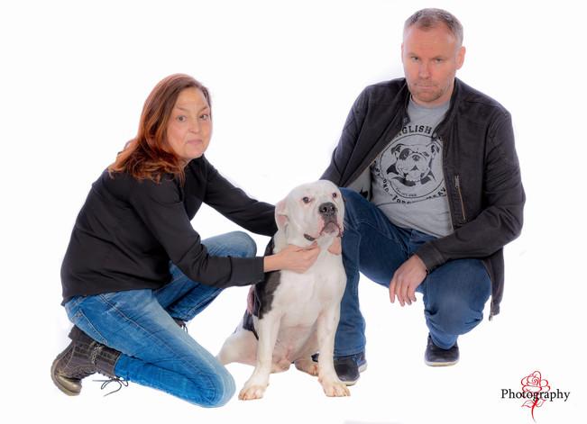 Tilly & Roger & Scar
