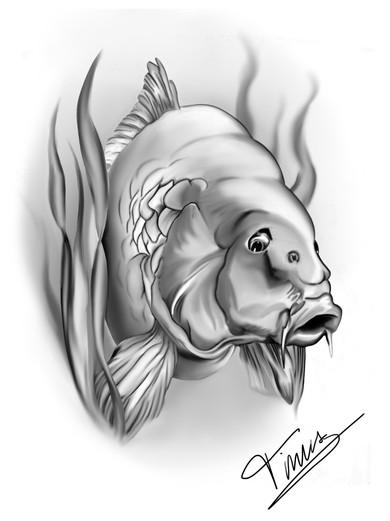 karper tattoo
