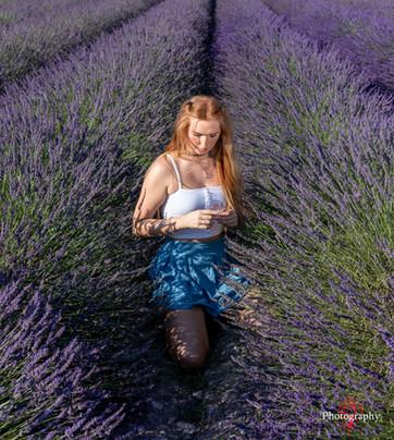 Fotoshoot model Die France