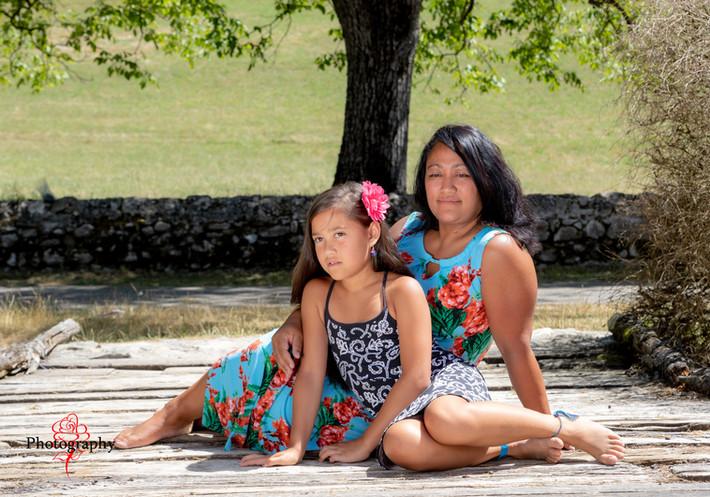 Sifra en haar mama