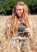fotoshoot Die France model Lindsey