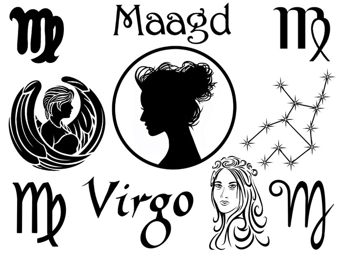 Horoscoop tattoo maagd