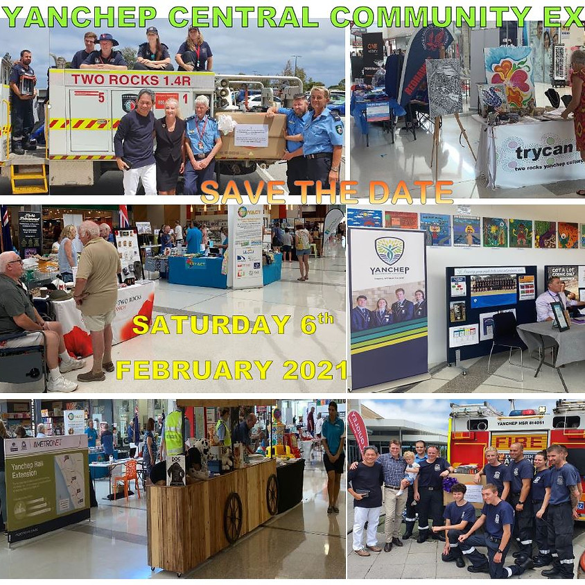 Yanchep Central Community Awareness Expo - SAVE THE DATE
