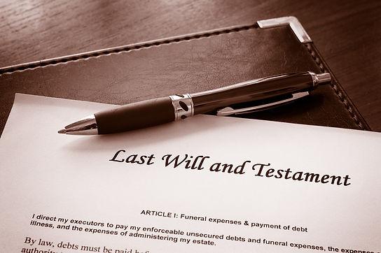 Denver Wills, Wills attorney