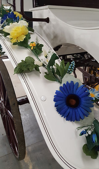 Carriage Flowers