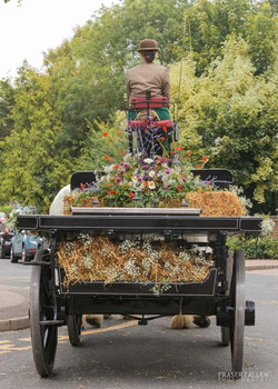 country funeral carriage