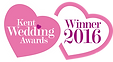 Kent wedding award 2016