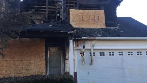 Before-Fire repair in Corvallis