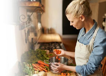 Услуги домашнего повара, диетолога в Вол