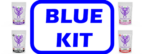 KIT BLUE 65 BUSTINE da 1g e 2g
