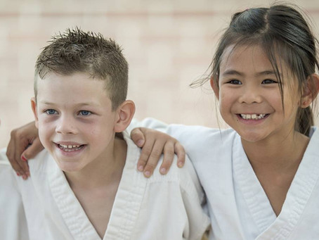How Extracurricular Activities Keep Kids out of Trouble and Get Into College - Try Martial Arts