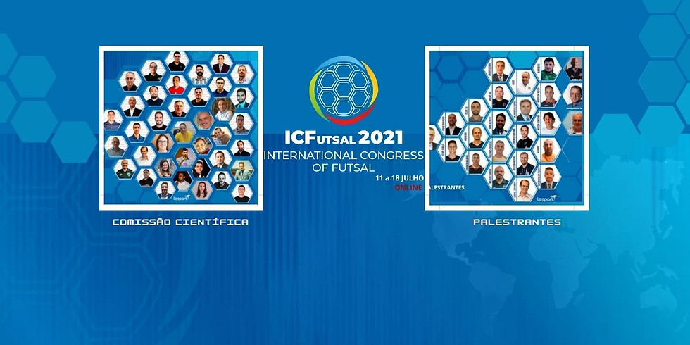 International Congress Of Futsal - [ ICFutsal  2021] - 100% ONLINE