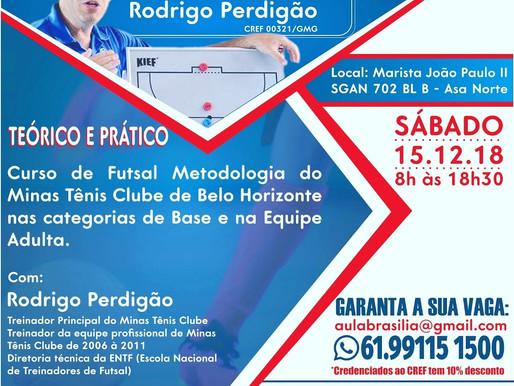 Curso de Futsal Brasília