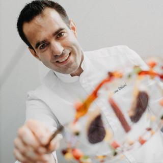 Maxime Collard - 2 étoiles Michelin - Dr