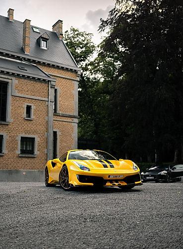 Ferrari 488 Pista Drive Talk Chateau Bea