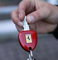 Clé Ferrari F430 Drive Talk