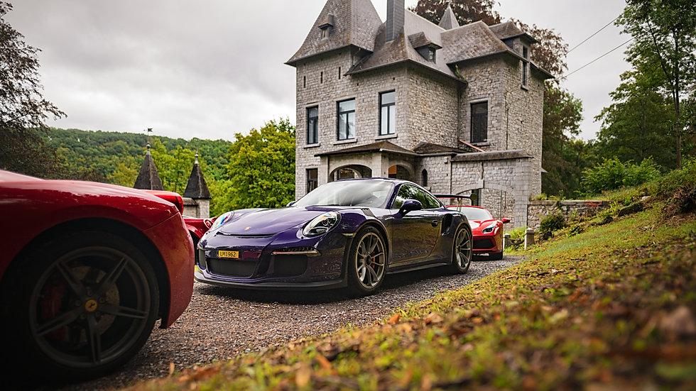 Drive Talk Porsche GT3RS Ferrari 488GTB