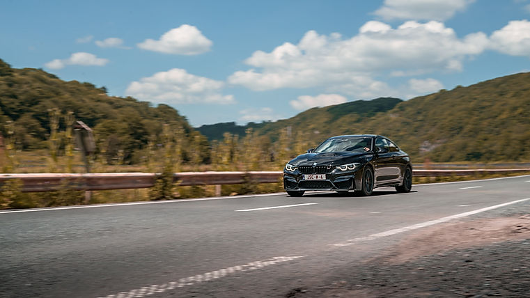 Drive Talk - BMW M4 CS - Drive & Taste.J