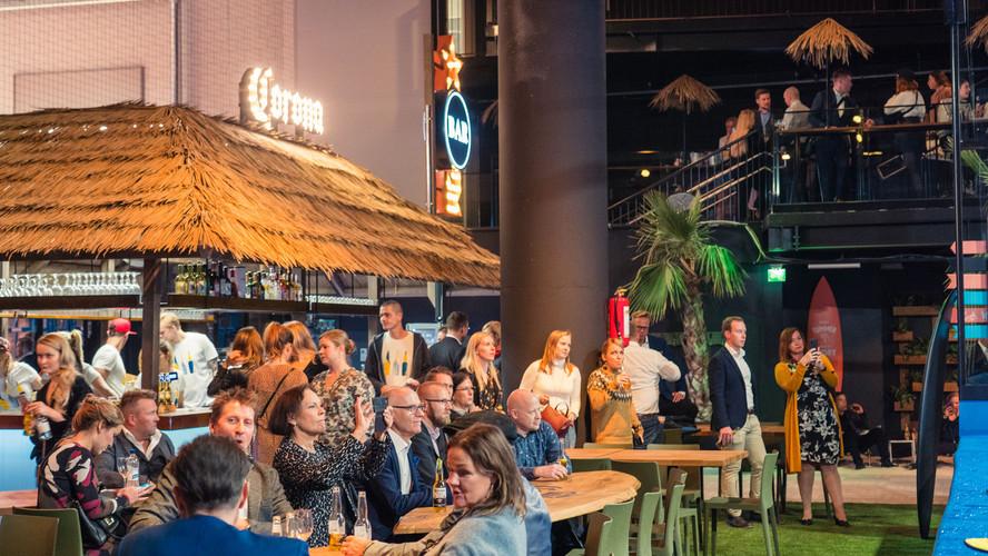 Corona Bar at Surf House Helsinki