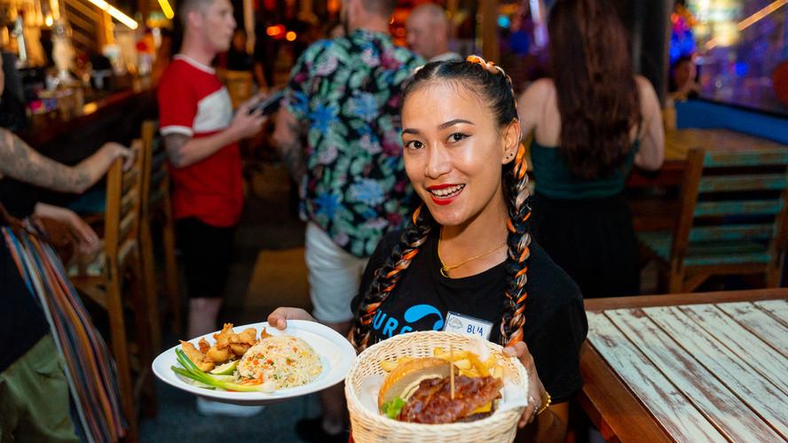 Food & Beverage at Surf House Phuket