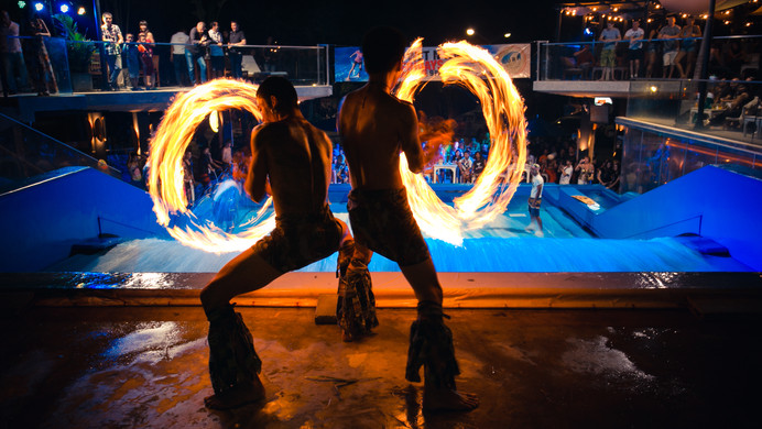 Surf House Events