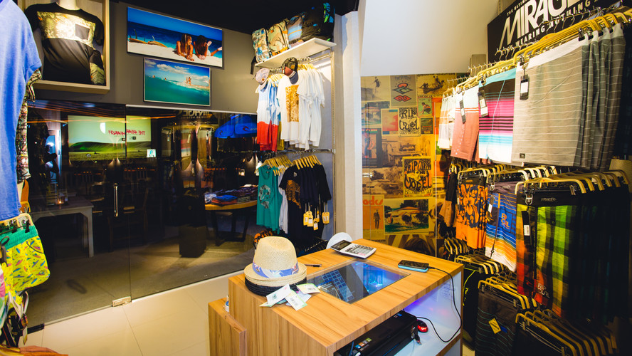 Quiksilver Store at Surf House
