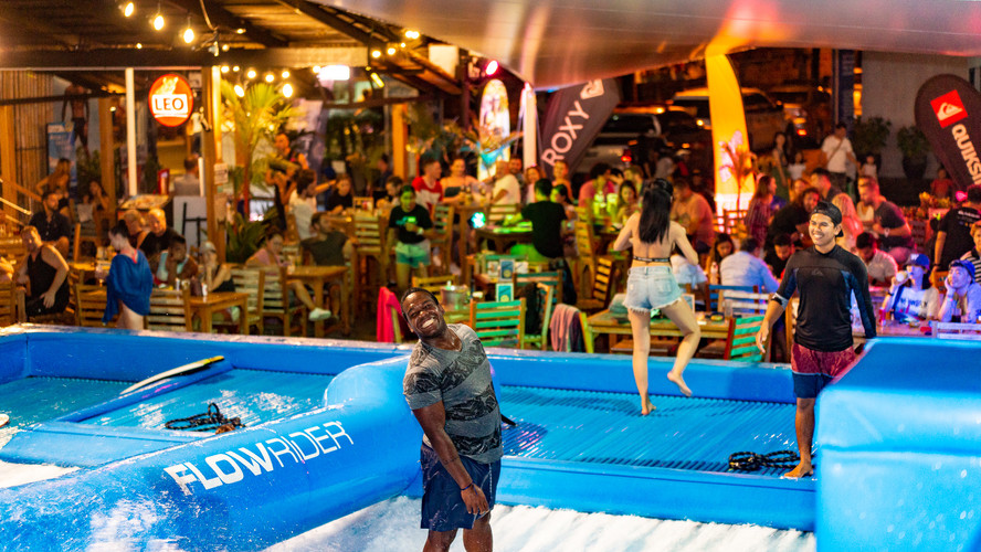 Bachelor Party at Surf House Patong