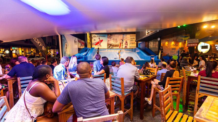 Food & Beverage at Surf House Patong Beach