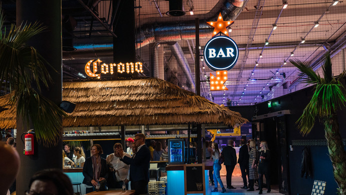 Corona Bar at Surf House Helsinki
