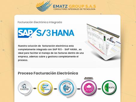 Facturación Electrónica Integrada con SAP R/3 HANA