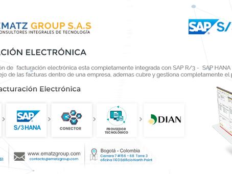 Conector para Facturacion Electronica de SAP R/3- SAP HANA