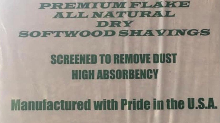 Pine Wood Shavings