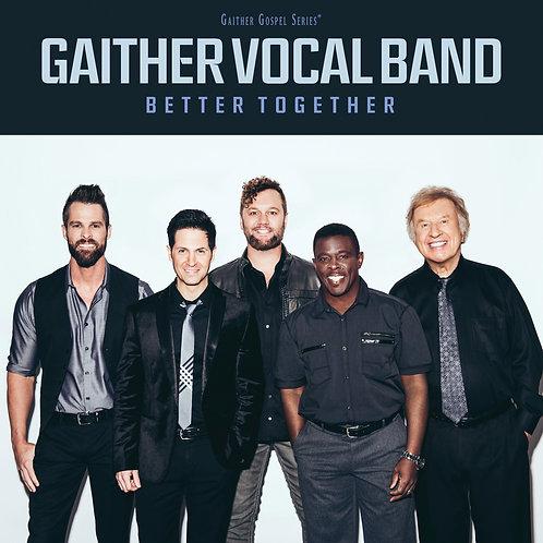 Better Together GVB (CD)
