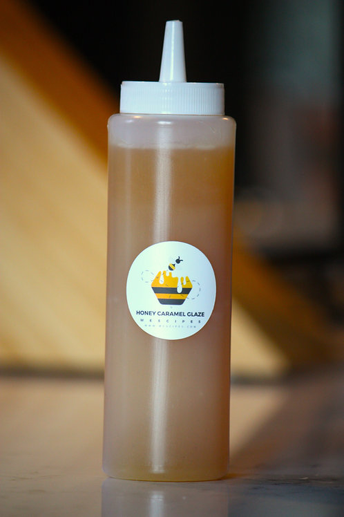2 Honey Caramel Glazes™ (8.5 oz bottles)